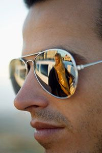 The UV protection in sunglasses is just one of several innovations from NASA's research in optics.