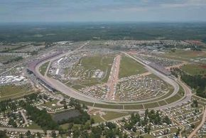When it opened, Tallageda Superspeedway was boycotted because drivers thought the track was too fast. Restrictor plates are now required.