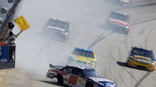 What was NASCAR's gentleman's agreement?
