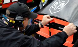Duct tape serves a variety of purposes at the race track, but it can leave a mess in your home.