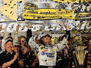 NASCAR prize money comes from several different sources.