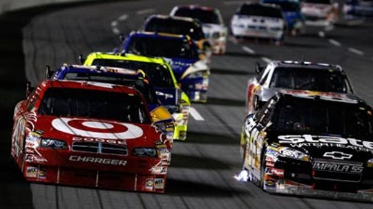 How the NASCAR Schedule Works