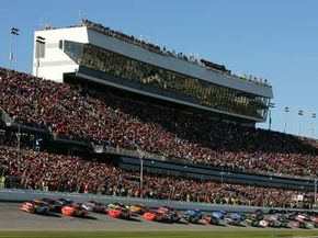 The Daytona 500 is like the Super Bowl of NASCAR racing -- sort of.