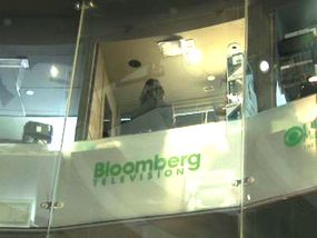 An individual reporting booth