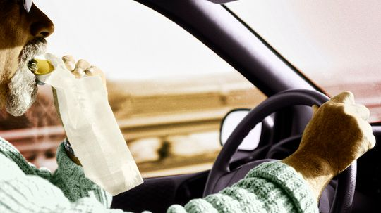 Your Car's Steering Wheel Is Totally Nasty