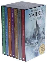 """The 7-book series """"The Chronicles of Narnia"""". See more Narnia pictures."""
