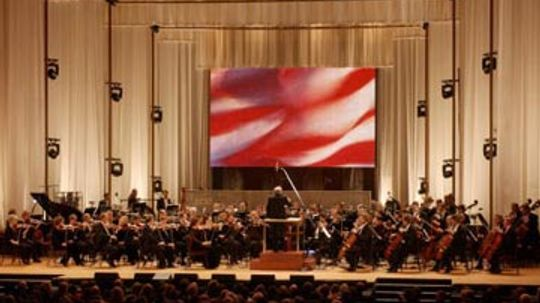 How the National Symphony Orchestra Works
