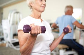Good news about senile sarcopenia: its progression can not only be stopped, it can be reversed through weight training.