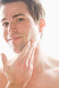 Personal Hygiene Image Gallery Natural aftershave may be better for sensitive skin. See more pictures of personal hygiene practices.