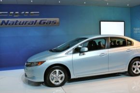 Check out this natural gas car!