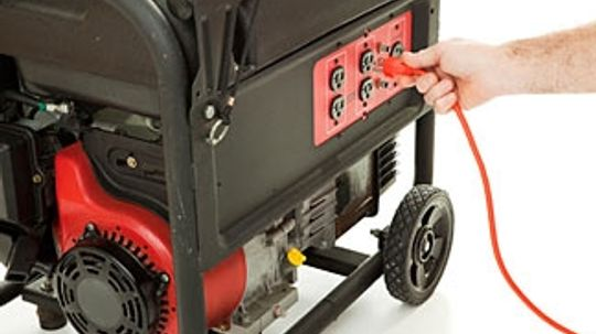 What are natural gas generators?