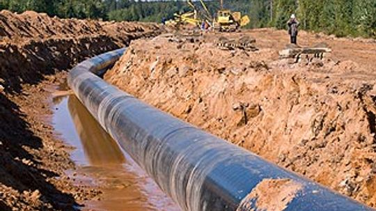 Is natural gas line installation expensive?