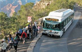 Have you ever seen a natural gas bus?