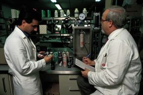 """""""Say, Jim, how about we add a little extra parabens in this batch to see what happens."""""""