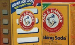 Baking soda can be added to bath water for an extra sunburn relief.