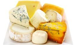 Dig in! Cheese will make your enamel stronger.