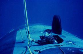 SEAL SCUBA training