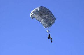 SEAL parachuting