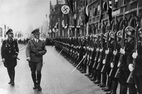 Hitler and Himmler led the charge with the Nazi archaeology program.