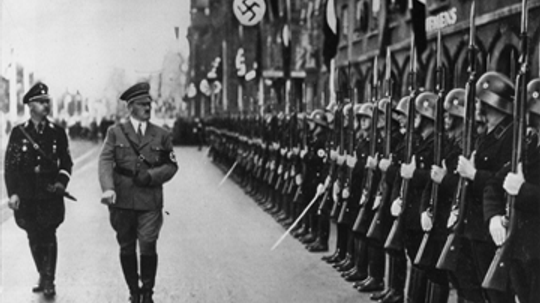 What did the Nazis have to do with archaeology?