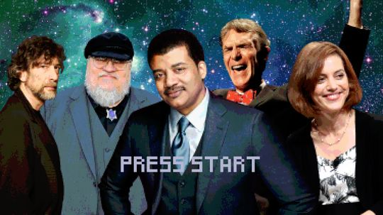 Neil deGrasse Tyson Enlists Creative Dream Team for 'Space Odyssey' Video Game