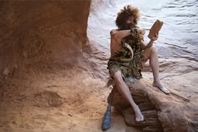 Could a Neanderthal understand modern technological devices?