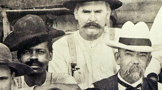 How Nearest Green Taught Jack Daniel to Make Whiskey