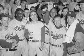 Long before Jackie Robinson took the field with the Brooklyn Dodgers, 19th-century black baseball players had tested the color line.