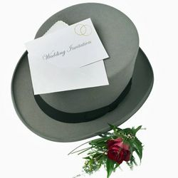 Your wedding invitation can set the tone for the whole wedding.