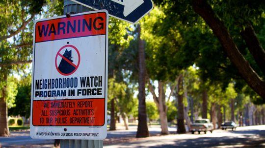 Who Watches Neighborhood Watch Programs?