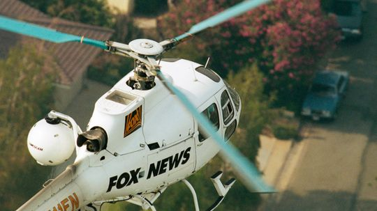Will Drones Replace News Helicopters?
