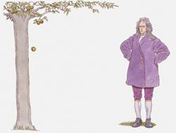 Sir Isaac Newton: all this and more!