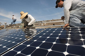 Net metering ensures the energy you generate at home doesn't go to waste.