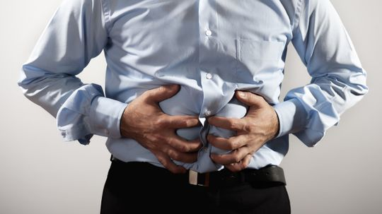 If you never burped again, would your stomach explode?