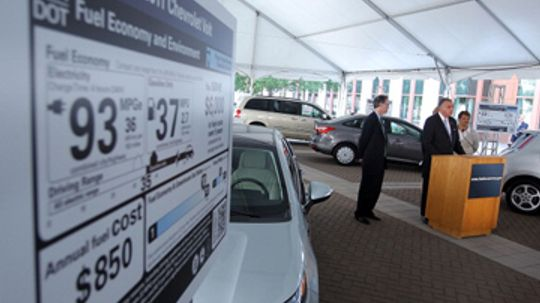 How to Read the New Fuel Economy and Environment Labels