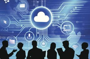 Working with cloud storage and implementing seamless integration with on-site resources is all part of a cloud computing specialist's work.