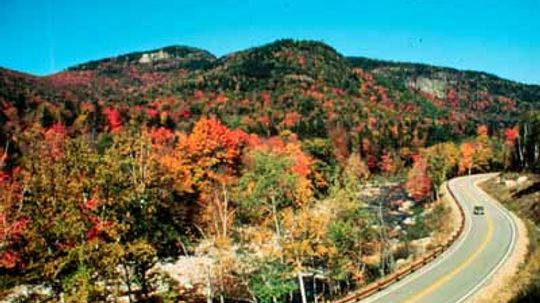 New Hampshire Scenic Drives