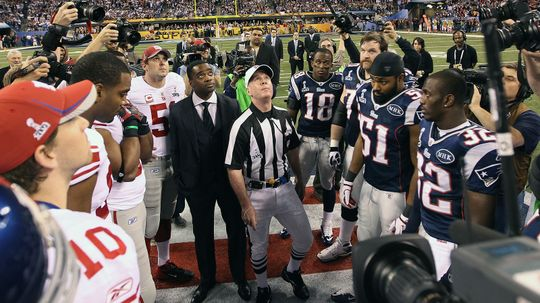 How to Get the Gig as a Super Bowl Official