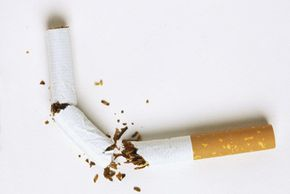 While there are thousands of chemicals in the tobacco plant (not to mention those added by cigarette manufacturers), one, nicotine, produces all the good feelings that draw people back for another cigarette or plug of tobacco.