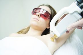 While laser hair removal takes multiple sessions, the results are often long-lasting.