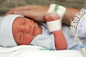 Families with babies, like this one, in the NICU need support, too.