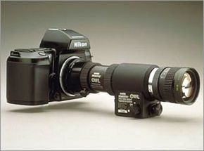 NVDs come in a variety of styles, including ones that can be mounted to cameras.