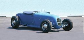 The NieKamp roadster was an El Mirage racer and winner of the very first America's Most Beautiful Roadster award. See more  hot rod pictures.