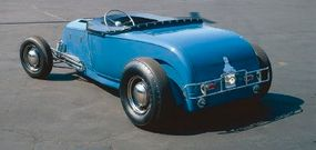 """The NieKamp Roadster was the first historic hot rod to be restored. The effort was undertaken by  Rod & Custom editor Jim """"Jake"""" Jacobs."""
