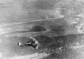 The Nieuport 17's maneuverability gave it a distinct edge over less-agile planes. The United States, which never flew the Nieuport 17 in World War I combat, purchased it in quantity for use as a trainer.
