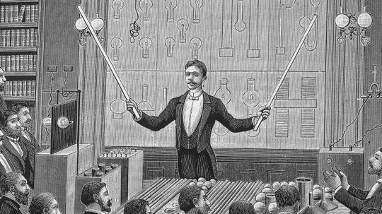 How Nikola Tesla Worked
