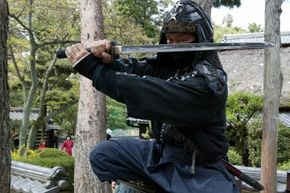 Human ninjas were renowned for swiftly and stealthily seeking and destroying their opponents. Ninja particles are like that, too, only microscopically.
