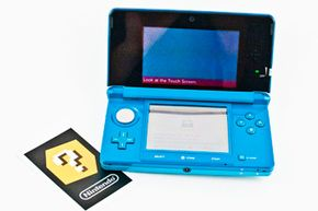 The Nintendo 3DS introduces augmented reality gaming into the Nintendo experience with special cards.