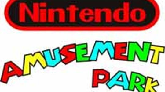 How the Nintendo Amusement Park Works