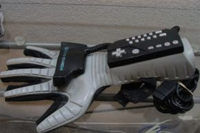 The Power Glove promised a futuristic gaming experience … but it didn't really deliver.